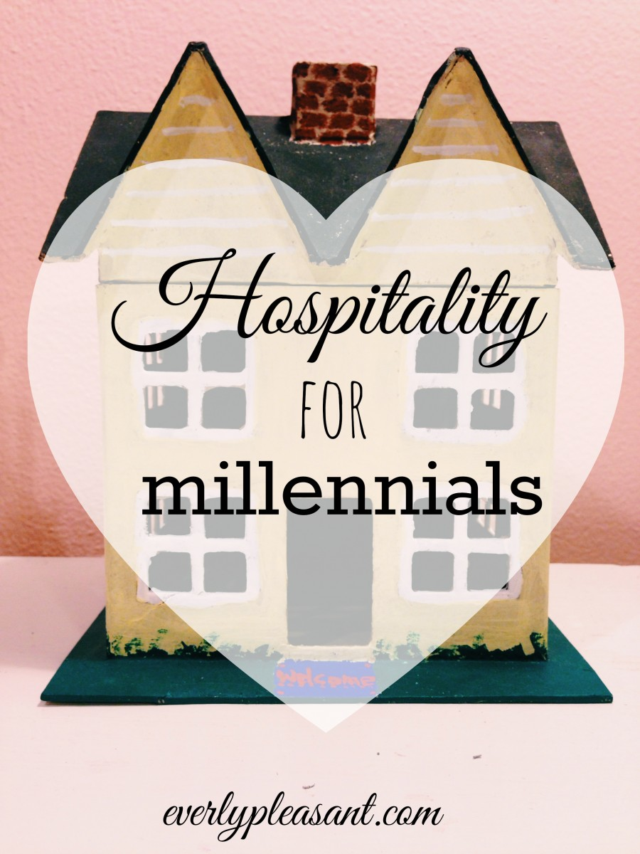 hospitality for millennials
