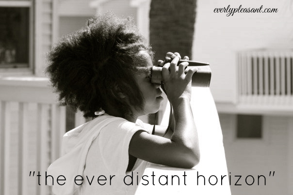 EP distant horizon