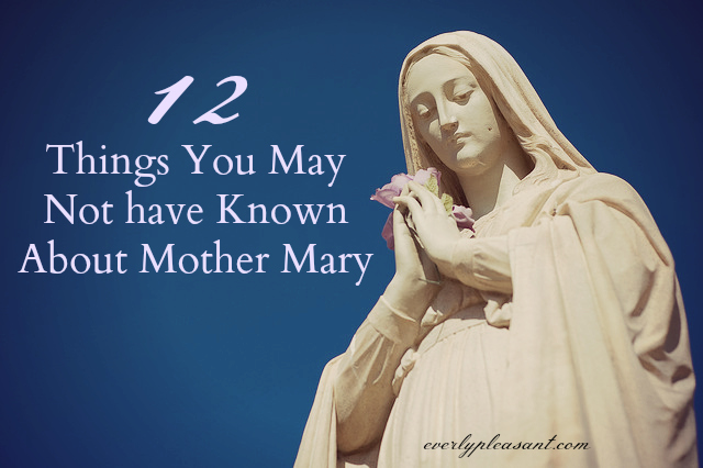 EP 12 things mother mary